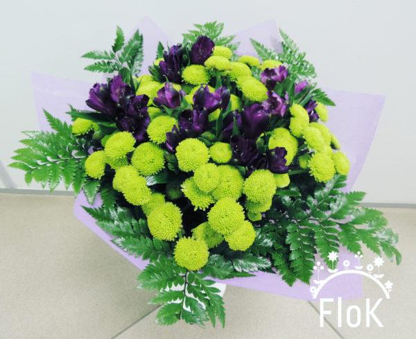 Купить цветы в Минске, недорого