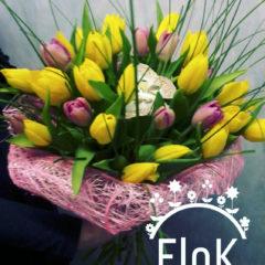 Тюльпаны, берграс